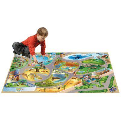 tapis de jeu bebe geant tapis de jeu g 233 ant quot le zoo quot house of tapis de jeu sur planet eveil