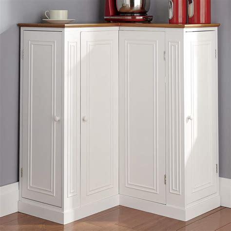 Corner Storage Cabinet  Ginny's