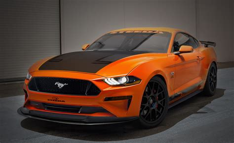 steeda reveals  mustang parts  early adopters