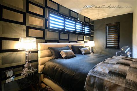 chambre tendance tendance papier peint chambre