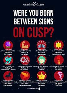 Zodiac Cusp Signs What It Means To Be Born Between Zodiac
