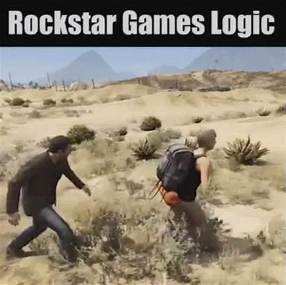 Logic Rockstar Giphy Games Gifs