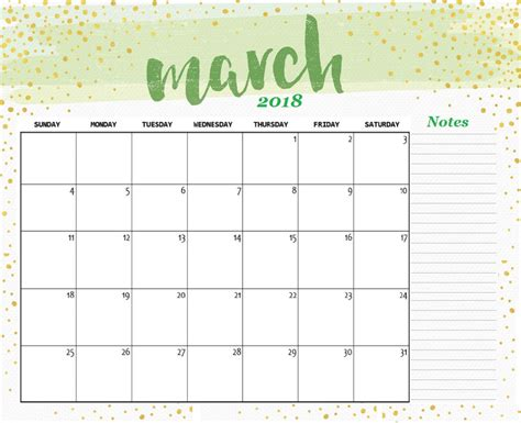 free march 2018 calendar for desktop and iphone free printable 2018 desk calendar calendar 2018