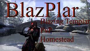 ESO - BlazPlar - Blazing Templar PvP Build - Homestead ...