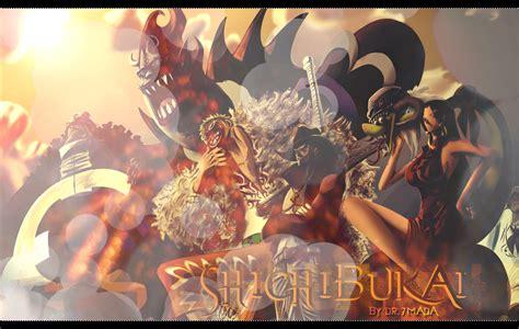 Vaizards(bleach) Vs Shichibukai(one Piece)