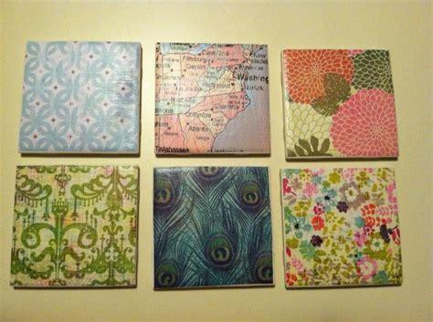 bathroom tile images ideas scrapbook and modge podge coasters on bathroom tiles