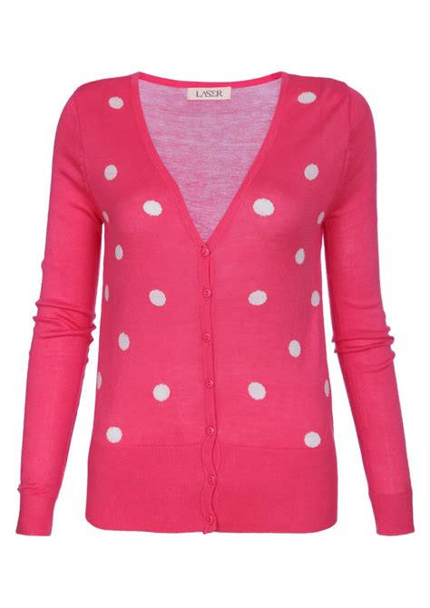 polka dot sweater vintage inspired clothing statement jewelry happiness