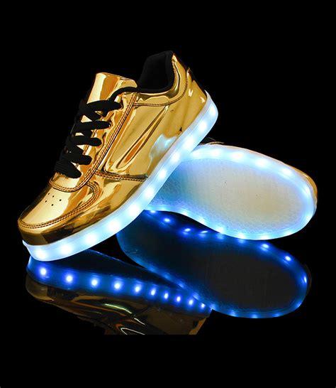 led light shoes unisex light led shoes sneakers 2016