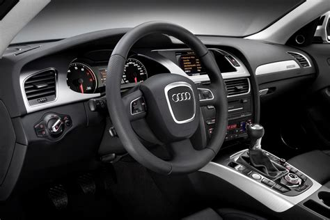 interieur audi a4 allroad 2009 photo