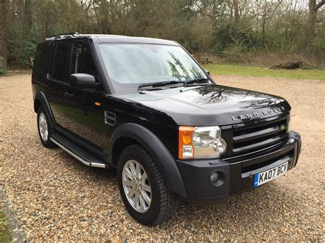 land rover discovery 2007 used 2007 land rover discovery 3 tdv6 se for sale in