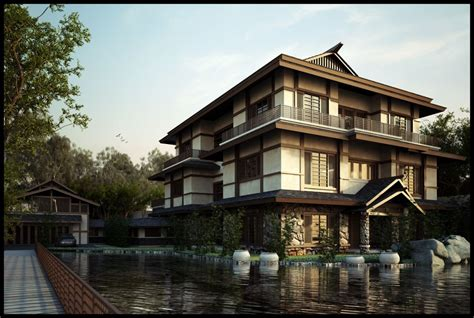 asian style floor ls japanese house style modern www pixshark com images
