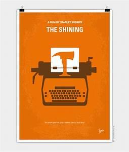No094 My The Shining minimal movie poster - CHUNGKONG