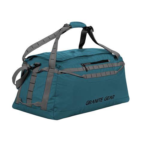granite gear packable duffel bag 30 save 42