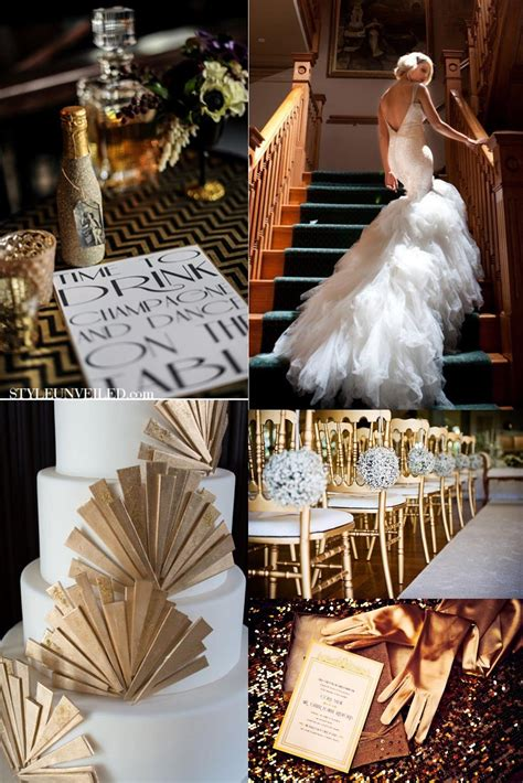 great gatsby party Pink Events: Wedding Inspiration