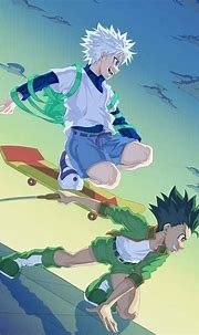 Pin de ibuu en Hunter x hunter   Personajes de anime ...