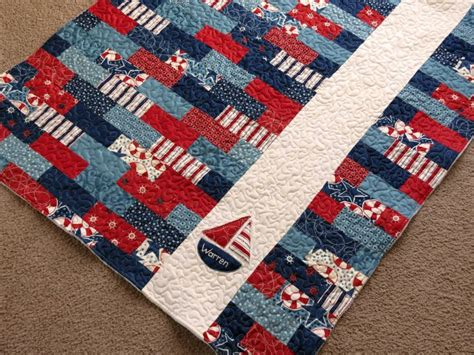 Best 25+ Nautical Quilt Ideas On Pinterest