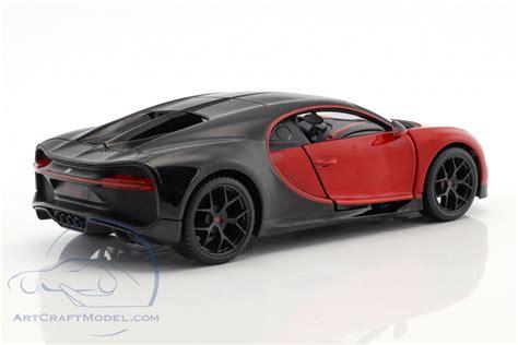 Bugatti chiron sport and pagani huayra bc tear through nyc with makeitblue rally | event edit. Bugatti Chiron Sport red / black - 31524, EAN 090159315247