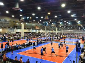National Volleyball Tournament