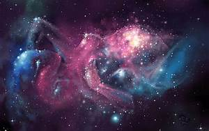 space star nebula the birth of the universe HD wallpaper