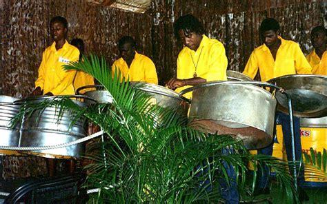 GUYANA STEEL DRUM BAND