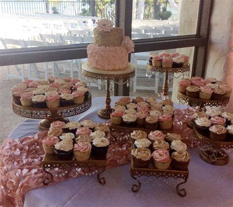 wedding cupcakes dessert bar cinful desserts