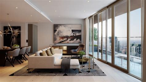 canary wharf group launches sales  apartments