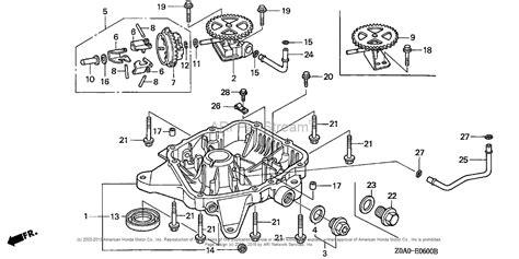 Honda Engines Gxv Dxa Engine Jpn Vin Gjarm