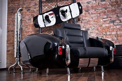canapé voiture un canapé design votre place de parking dans le salon