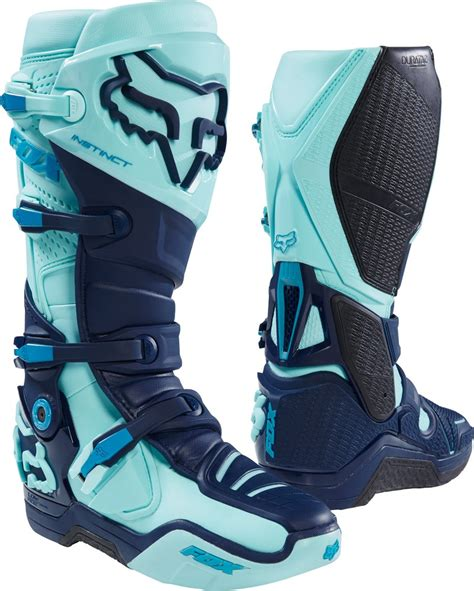 motocross boots closeout fox racing mens limited edition instinct mx motocross