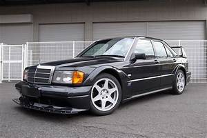 Mercedes 190 E : there s a super rare 1991 mercedes 190e 2 5 16v evo ii for sale in california carscoops ~ Medecine-chirurgie-esthetiques.com Avis de Voitures