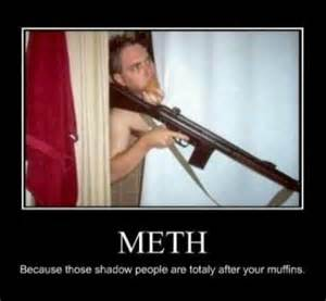 funny quotes about meth heads