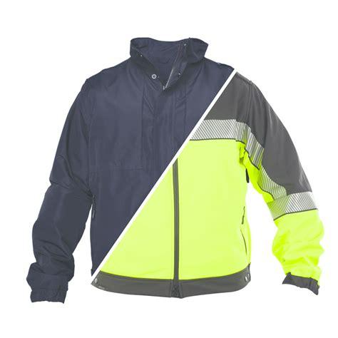 Elbeco Inc. Shield HiVis Reversible Soft Shell in Jackets & Coats