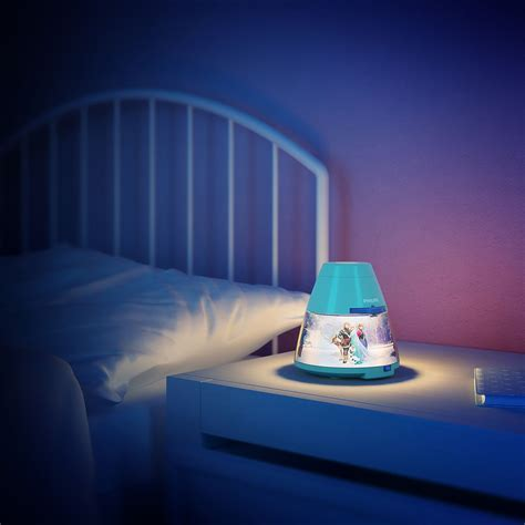 Philips Disney Frozen children's LED night light projector