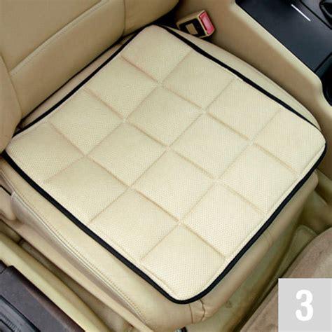 rembourrage siege auto coussin voiture siège auto chaise de bureau avec bambou