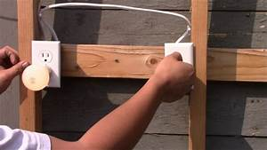 How To Wire An Outlet To A Switch  Half Hot Receptacle  In