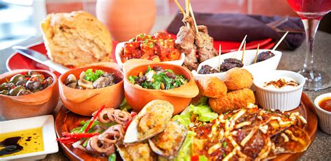 andalucia tapas spain trying
