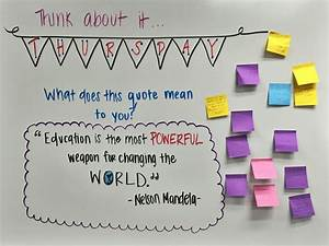 Think about it Thursday   2016-17 School Year   Pinterest ...