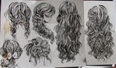 hairstyles  telemaniakk  deviantart