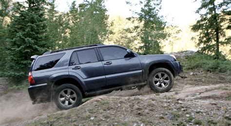 Toyota 4runner Towing Capacity by Toyota Four Runner V8 Towing Capacity