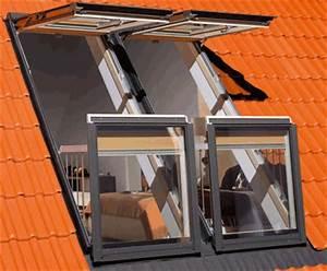 Dachfenster Mit Balkon Austritt : balkonfenster f r einen freiluft panoramablick vom dach fgh v p2 galeria balkondachfenster ~ Indierocktalk.com Haus und Dekorationen