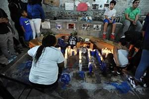 Mourners pack Bronx courtyard vigil to honor teen stabbing ...