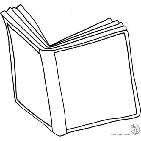 immagini di libri da colorare per bambini disegno di libro aperto da colorare per bambini