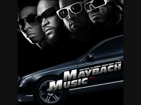 Maybach Music By Rick Ross Ft. Jay Z, Lil Wayne, J. Mav