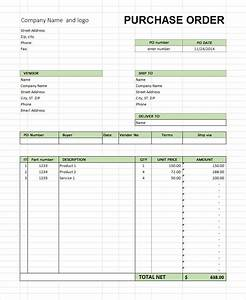 Lpo Template  Lpo Format Sample