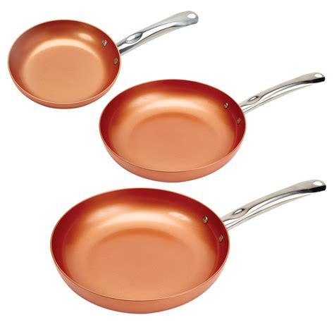 season  red copper pan