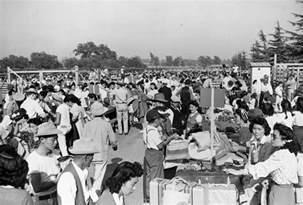 Japanese American Internment Camps during World War II