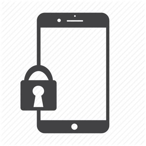 lock icon iphone phonies by rok črešnar
