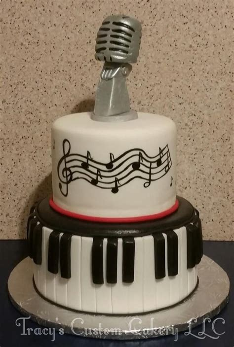 1000+ Images About Music Cakes On Pinterest Birthday