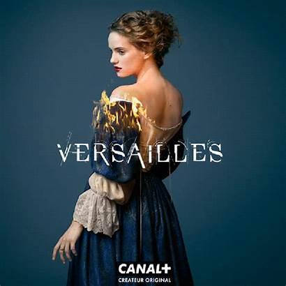 Versailles Ads Cosplay Television Serie Lorraine Laura