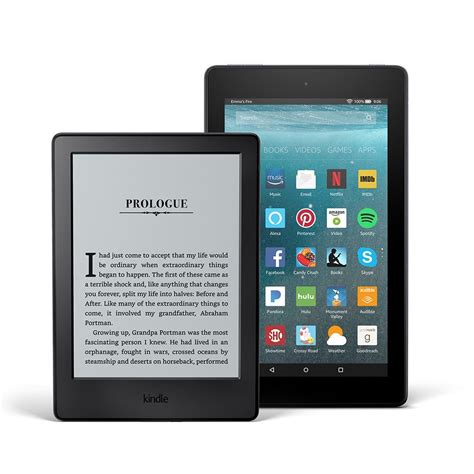 Amazon Creates New Fire Tablet and Kindle e-Reader Bundle